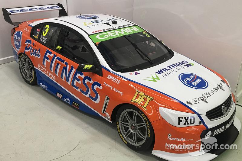 LD Motorsport – Taz Douglas/Aaren Russell