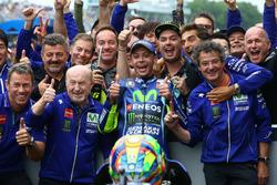 Победитель Валентино Росси, Yamaha Factory Racing