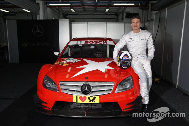 David Coulthard, Mercedes AMG DTM C-Class
