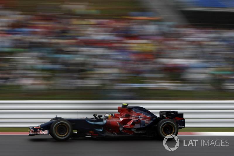 23. Toro Rosso STR02, Formula 1