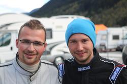 Beat Rohr und Denis Wolf