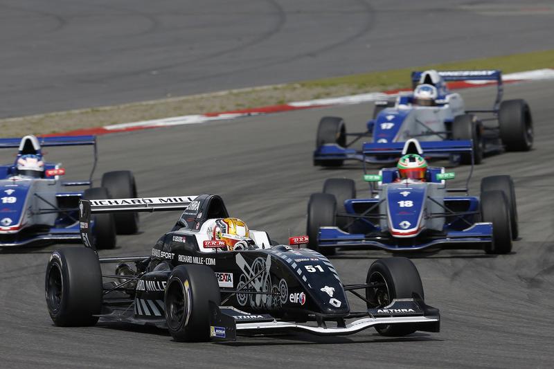 2014 - Eurocup Formule Renault 2.0