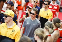 Нико Хюлькенберг, Renault Sport F1, Стоффель Вандорн, McLaren MCL32, Джолион Палмер, Renault Sport F1 Team