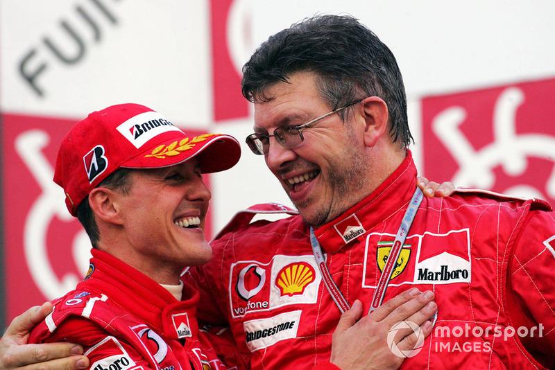 83勝目:2004年日本GP