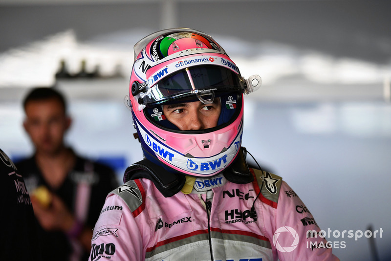 10. Sergio Pérez (Racing Point Force India)