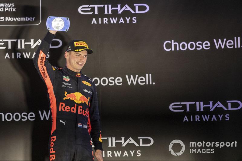 GP de Abu Dhabi: Un cierre de año a la altura de Max