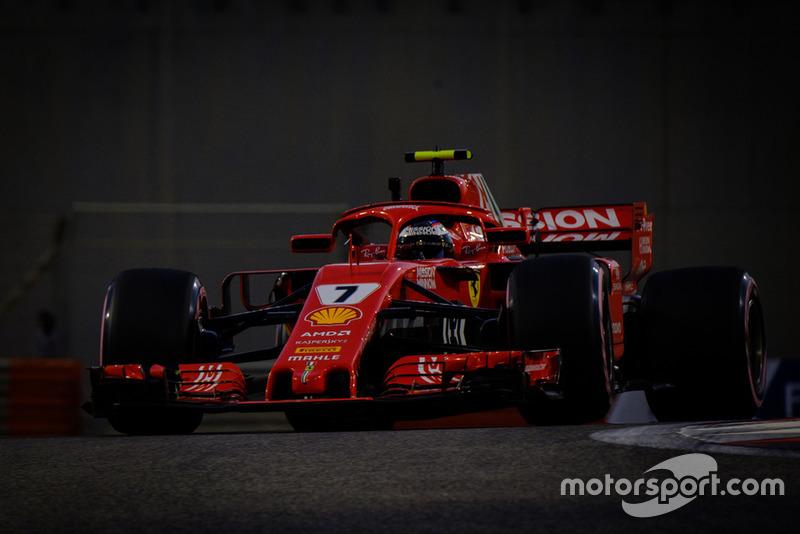 Остання гонка Райкконена за Ferrari завершилась сходом