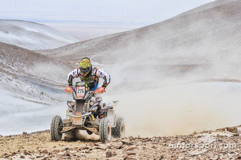 #275 GM Motorsport: Gaston Ariel Mattarucco