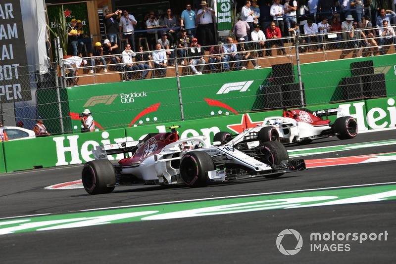 9. Charles Leclerc, Alfa Romeo Sauber C37