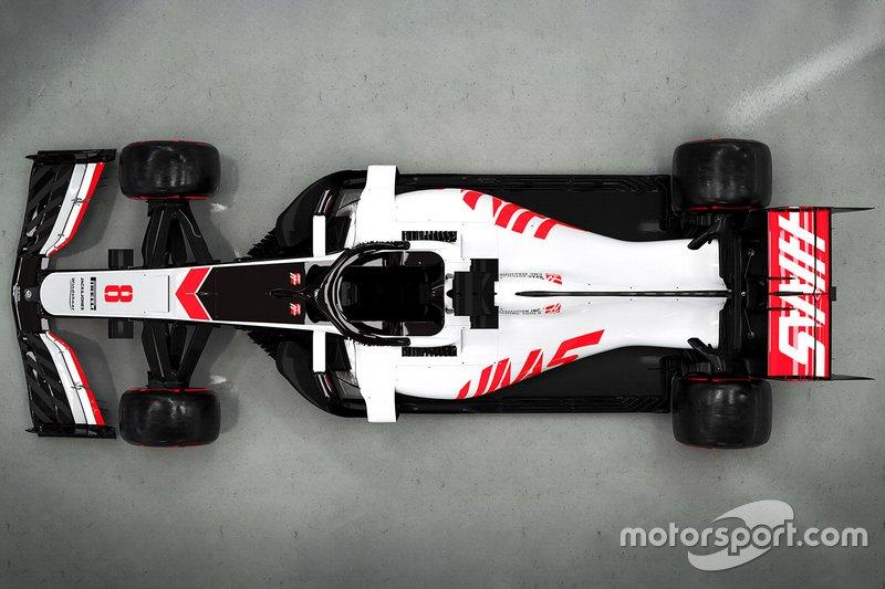 Designpräsentation: Haas VF-20