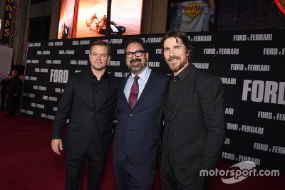 Ford vs Ferrari Premiere