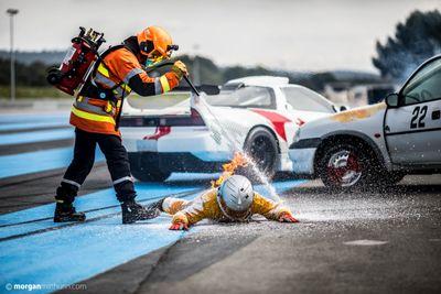 Paul Ricard, test de seguridad de la pista