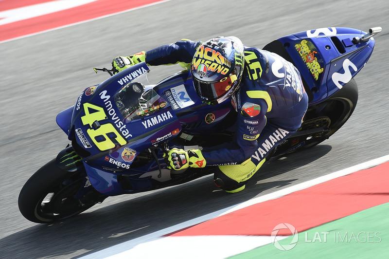 Валентино Росси. Гран При Сан-Марино