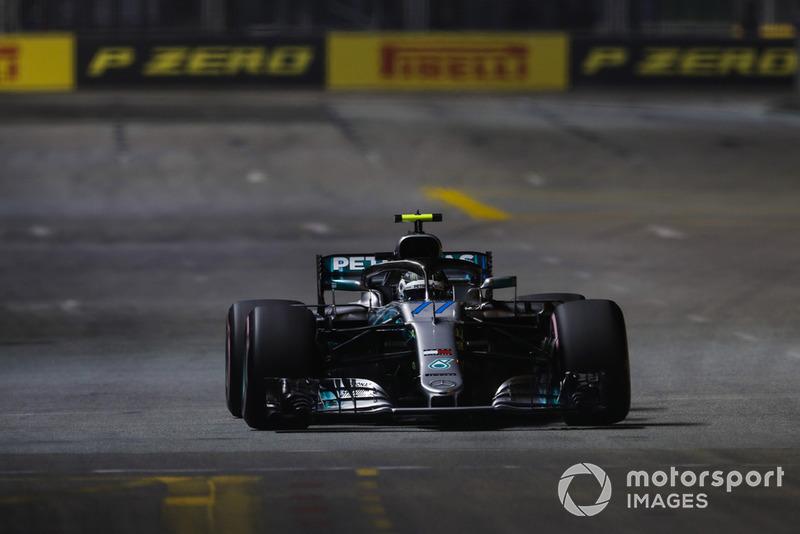 4. Valtteri Bottas, Mercedes AMG F1 W09 EQ Power+
