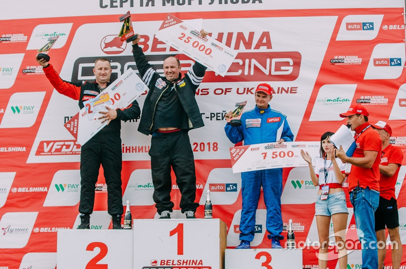 Фінальний етап Професійної української дрег-рейсинг серії