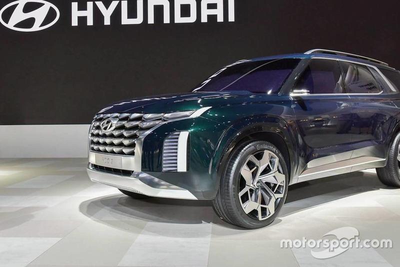 Концепт Hyundai HDC-2 Grandmaster