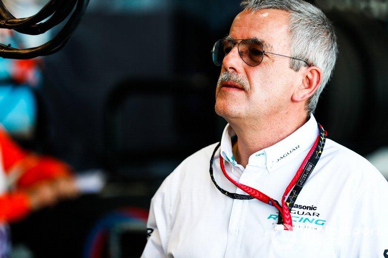 Gerd Mäuser, Chairman, Panasonic Jaguar Racing