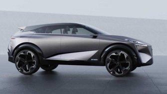 Nissan IMQ 2019 concept car
