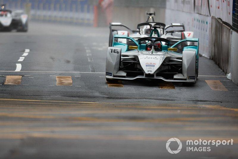 Oliver Turvey, NIO Formula E Team, NIO Sport 004 Jose Maria Lopez, Dragon Racing, Penske EV-3