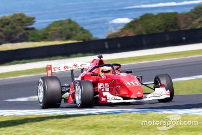 S5000 Phillip Island test