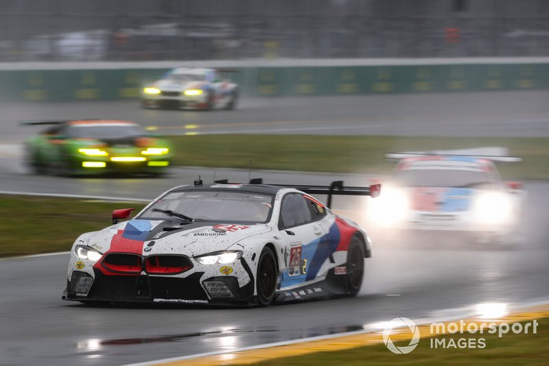 #25 BMW Team RLL BMW M8 GTE: Augusto Farfus, Connor De Phillippi, Philipp Eng, Colton Herta