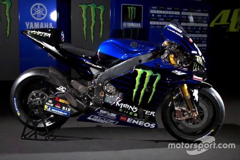 Présentation Monster Energy Yamaha MotoGP Team