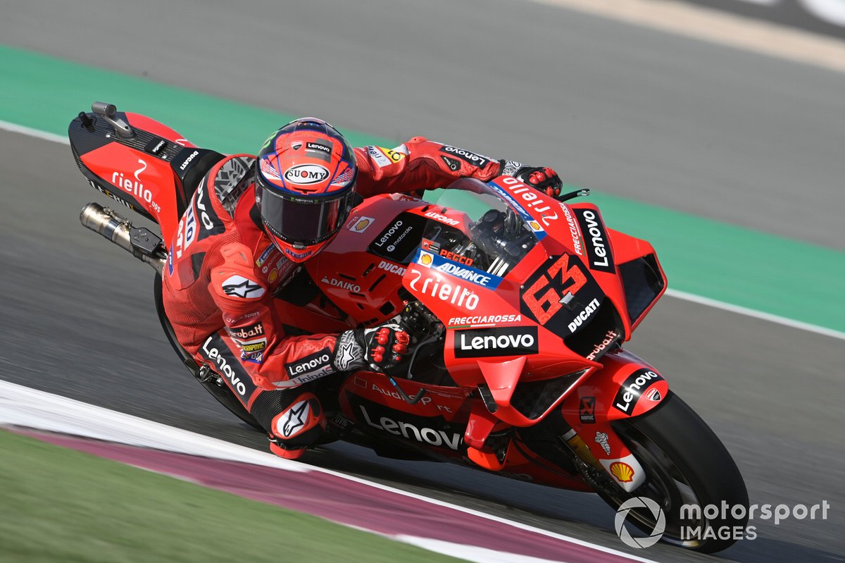 P6 Francesco Bagnaia, Ducati Team