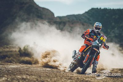 Презентация Red Bull KTM Factory Racing