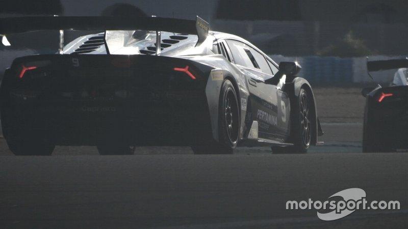 Lamborghini Squadra Corse making