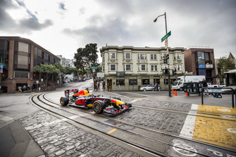 Даниэль Риккардо в Сан-Франциско