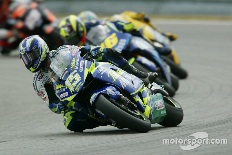 2004: Sete Gibernau, Honda