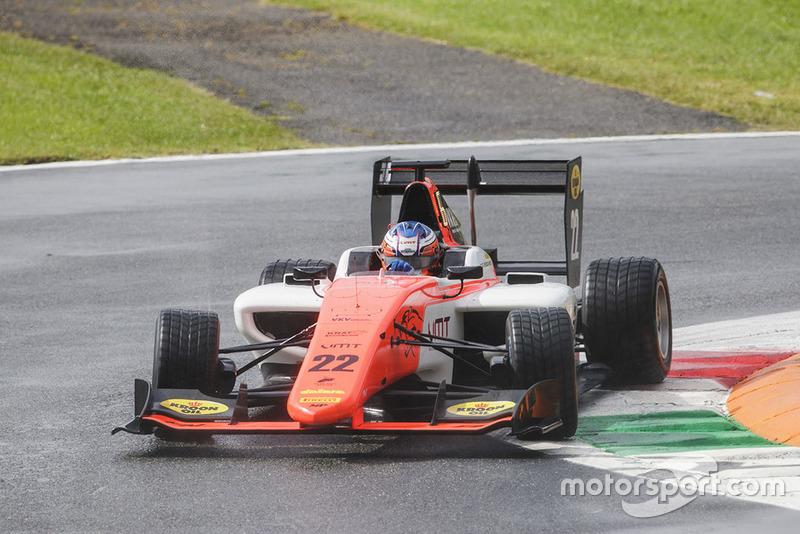 iRichard Verschoor, MP Motorsport