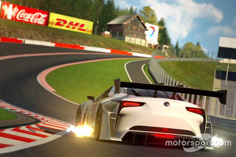 "LEXUS LF-LC GT ""Vision Gran Turismo"" (maart 2015)"