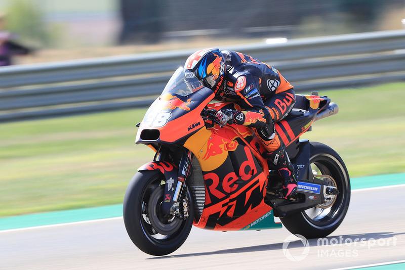 15. Bradley Smith, Red Bull KTM Factory Racing