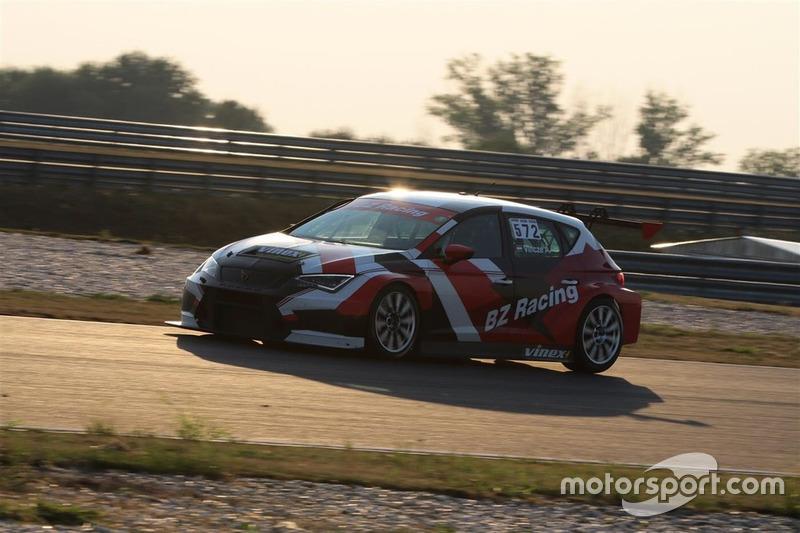 BZ Racing, Seat Cupra, teszt