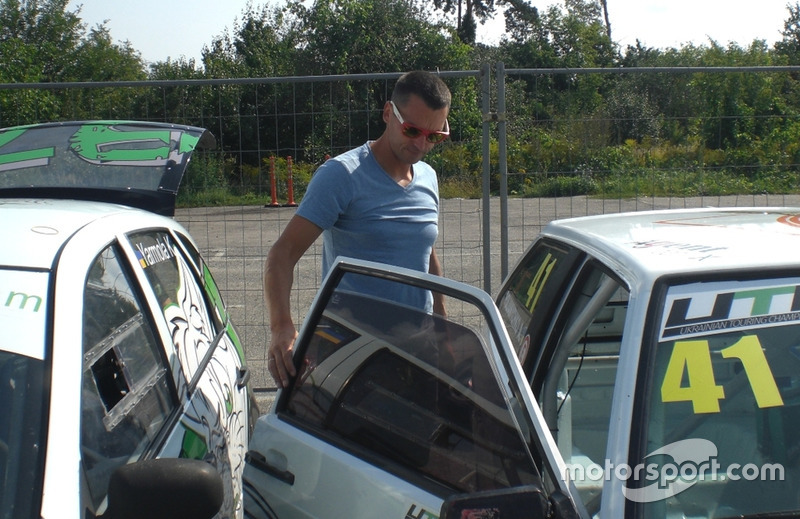 Сергій Скок - один із засновників команди Sport Car Service