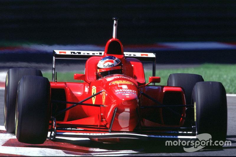 Гран При Италии 1996