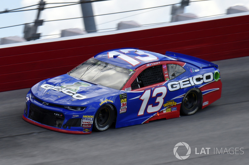 Ty Dillon, Germain Racing, Chevrolet Camaro