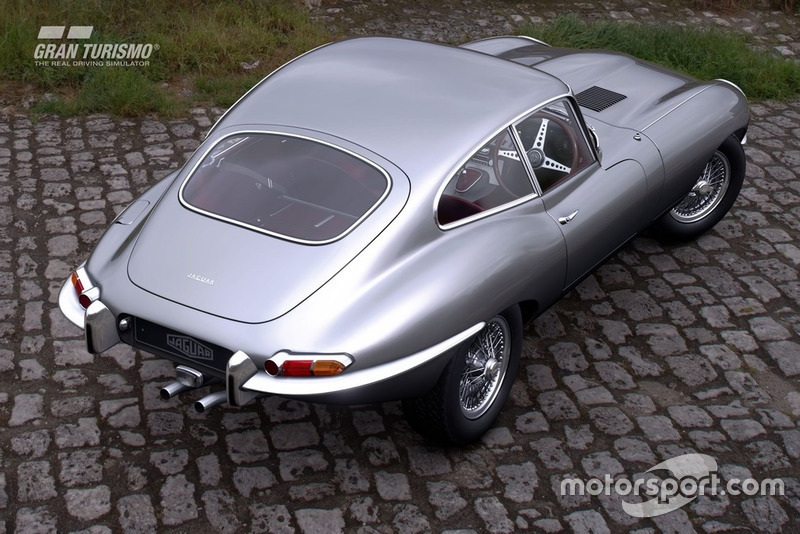 Update GT Sport November 2018: Jaguar E-type Coupé '61