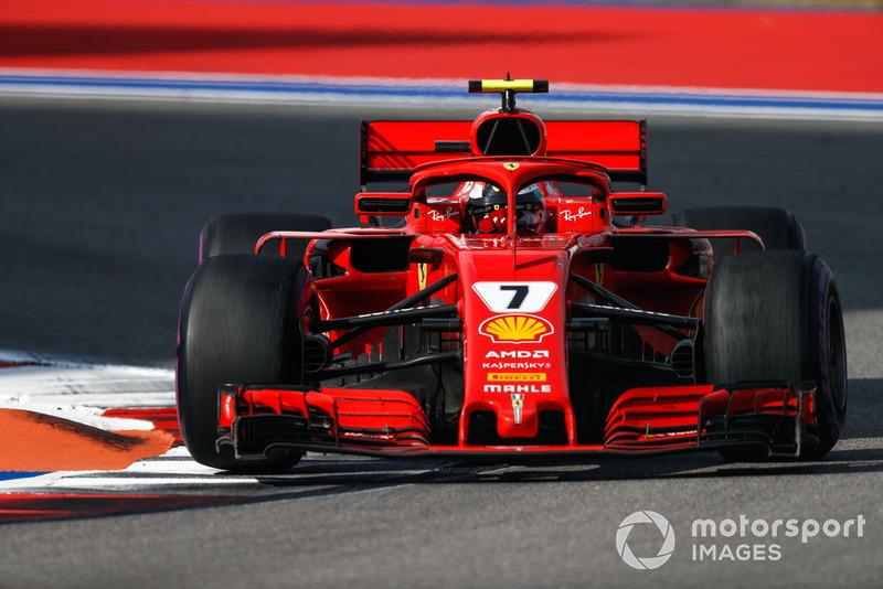Raikkonen, Alonso'nun ensesinde
