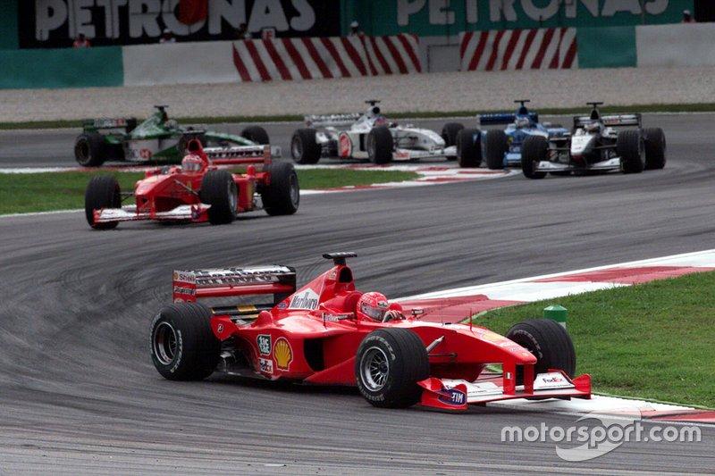 2000 Maleisische Grand Prix