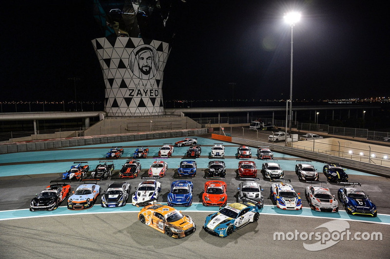 Tutte le auto della 12 Ore del Golfo
