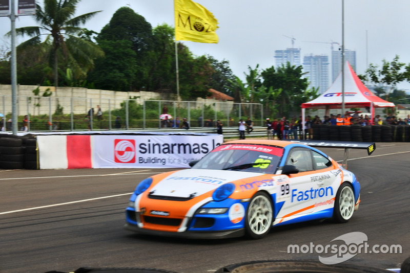 Rudy SL, Fastron Jakarta Ban, ETCC 3000