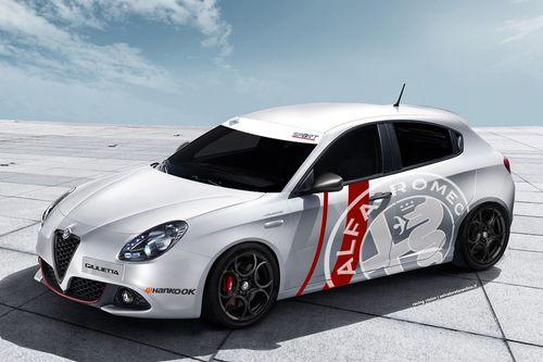 Annuncio debutto Alfa Romeo TCS nel CIT