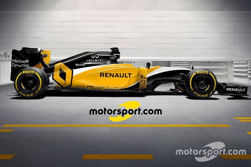 Nuestro diseño para el nuevo Renault RS16 -Opción C