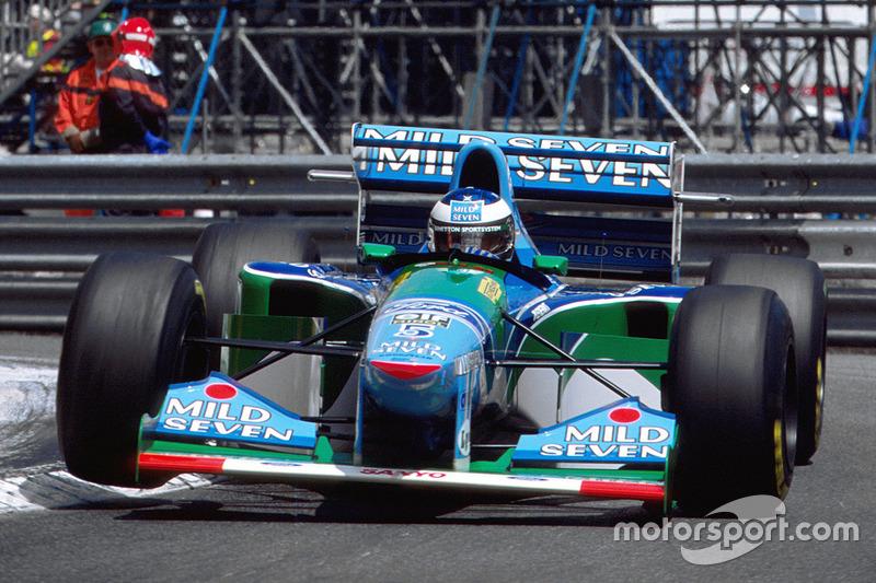 Michael Schumacher, Benetton Ford