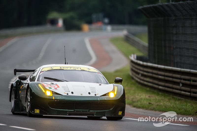 5. LMGTE-Am: #55 AF Corse, Ferrari 458 Italia