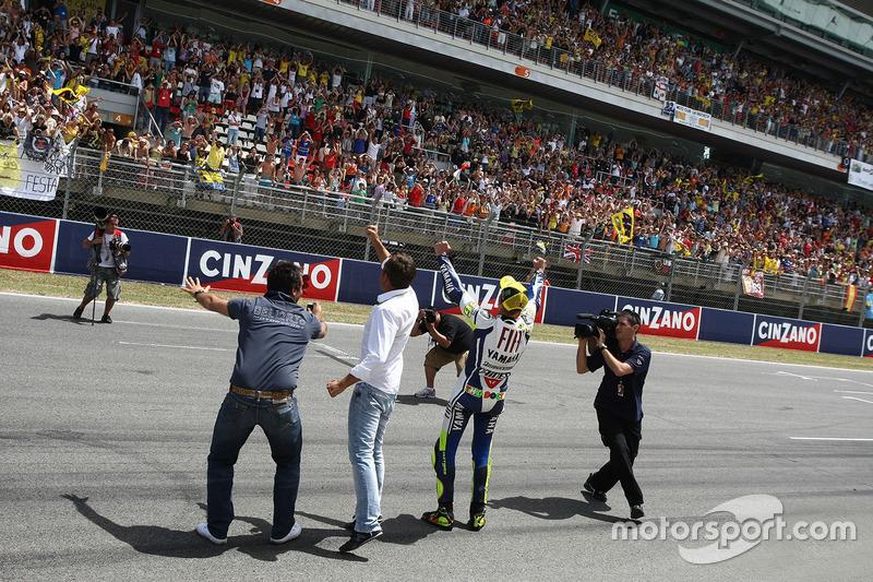 Pemenang lomba Valentino Rossi, Yamaha Factory Racing