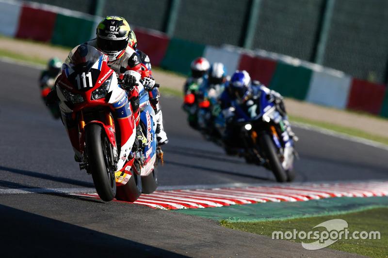 #111 Honda Endurance Racing