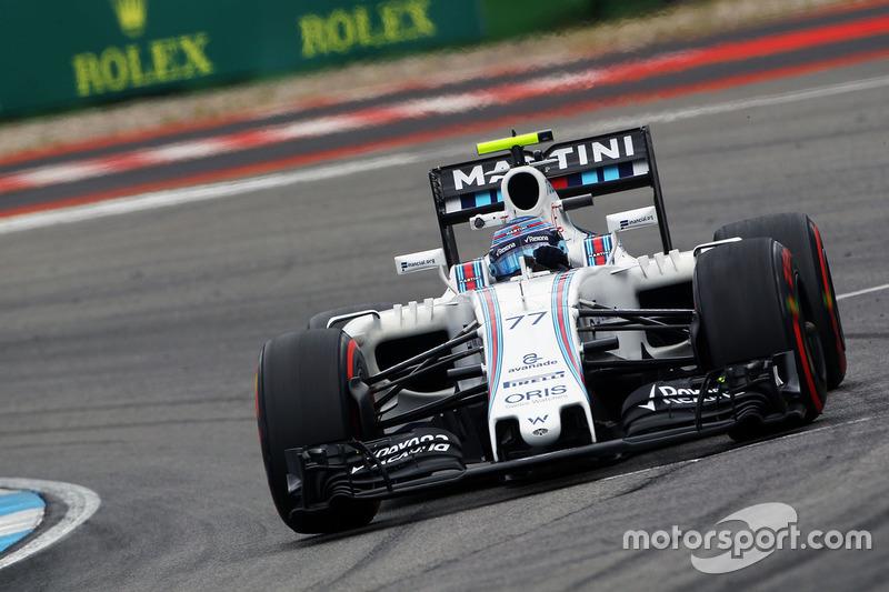 7. Valtteri Bottas, Williams